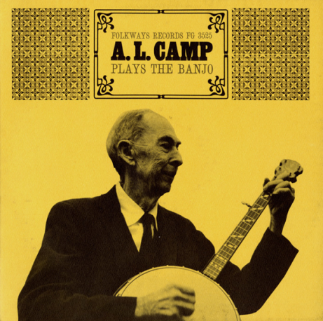 A.L. Camp Plays the Banjo (1965)