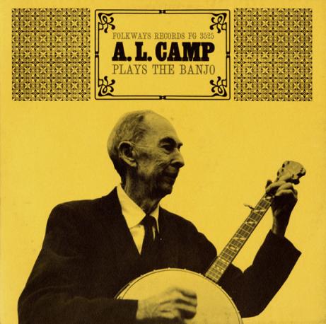 A.L. Camp Plays the Banjo (1965)