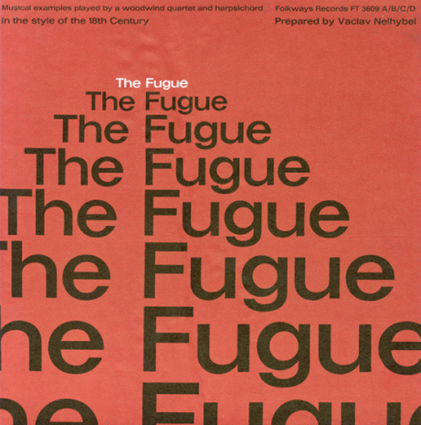 The Fugue in the Style of the 18th Century (1964)