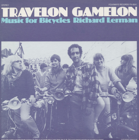 Travelon Gamelon: Music for Bicycles (1982)