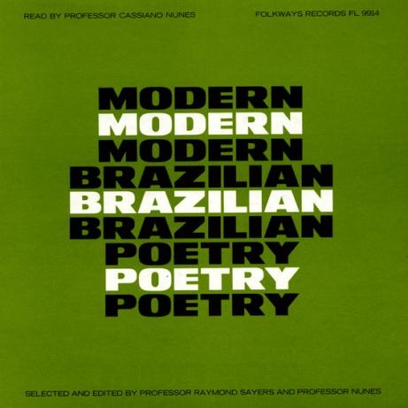 Modern Brazilian Poetry (1965)