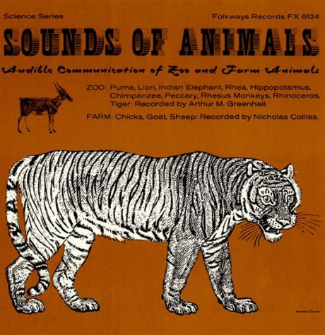 Sounds of Animals (1954)